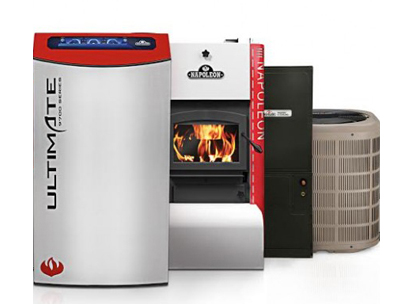 Furnaces and Central Air Conditioners